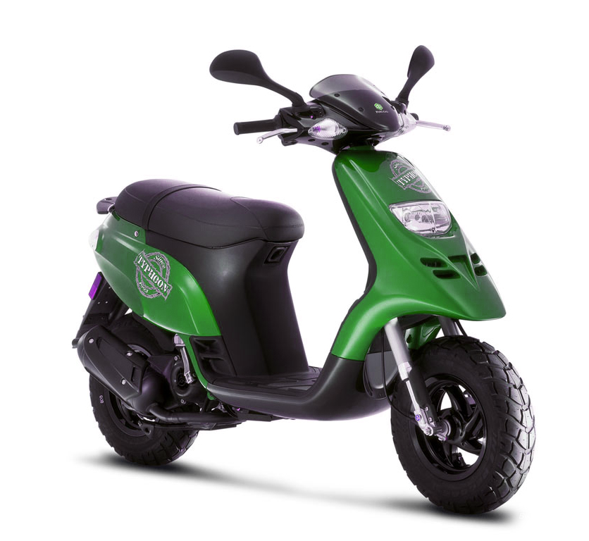 22 Inch Tires >> Piaggio Typhoon 125 | Dinos | Rent a Bike in Andros