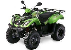 Kymco Mxu 250